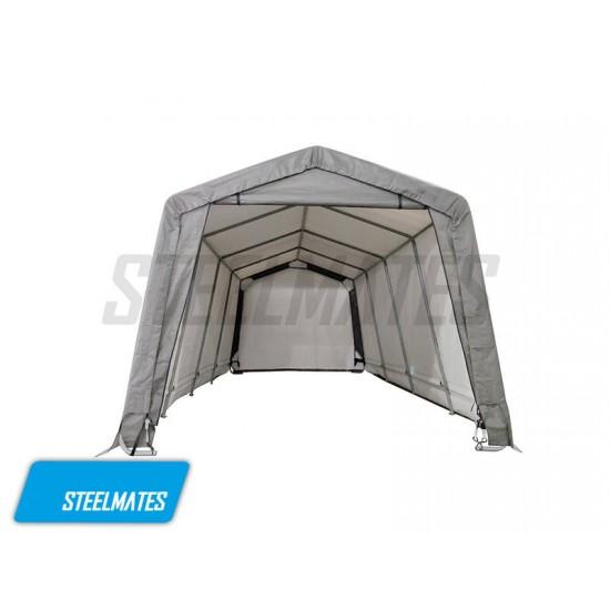 Canopy Carport Heavy Duty Tent Garage 3m X 6m